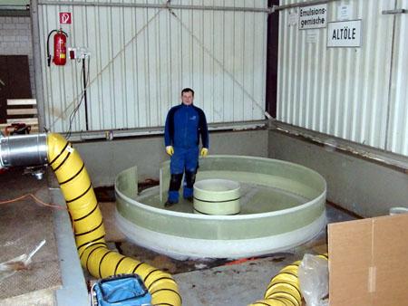 So wird ein Flabotank eingebaut