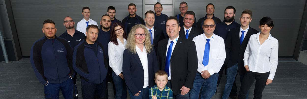Das Team von Jehle Technik GmbH